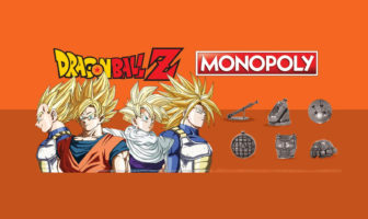 Monopoly Dragon Ball