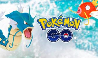 Pokemon Go Water Event