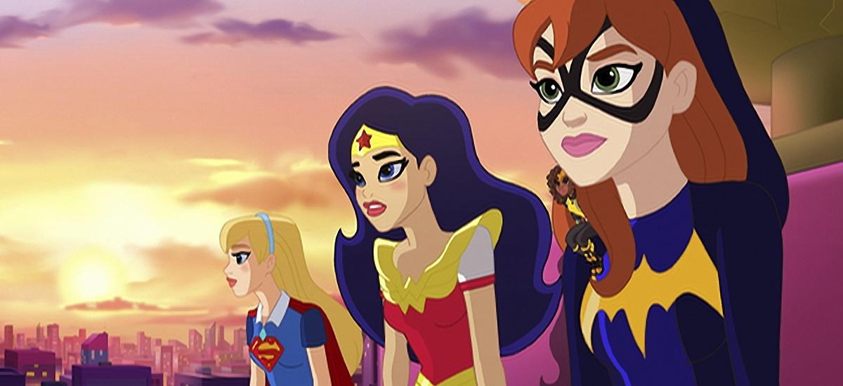 Mujer Maravilla Niña Animada: ¿Harley Quinn En Serie Animada Para Niños?