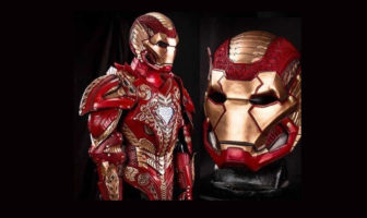Iron Man Armadura