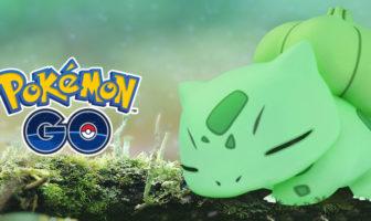 Pokemon Go Planta