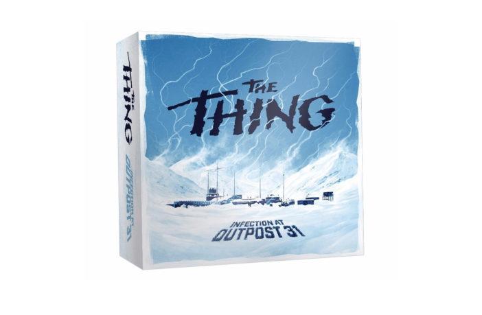 The thing juego de mesa