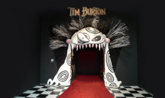 Tim Burton Expo