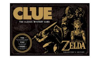 Clue The Legend of Zelda