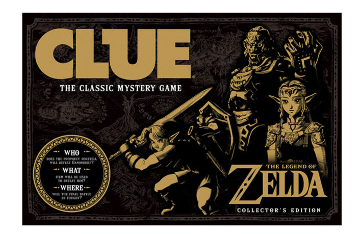 Clue The Legend of Zelda