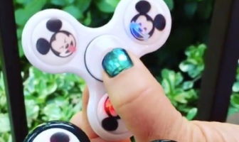 Disney Spinners