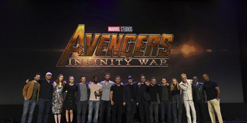 Infinity War D23