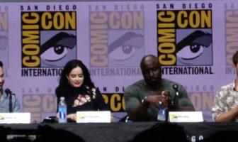 The Defenders Comic-Con 2017