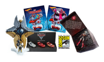 Mattel SDCC Exclusives