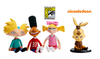 Nickelodeon Comic Con Exclusives