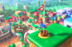 Super Nintendo World Map