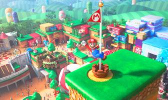 Super Nintendo World Map