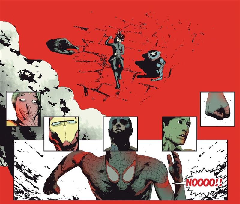 Secret Empire Marvel Miles Morales