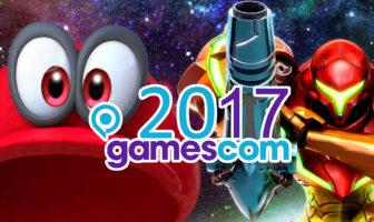 Games Con 2017 Nintend