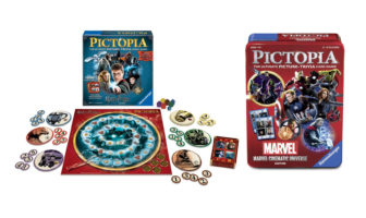 Pictopia Harry Potter y marvel