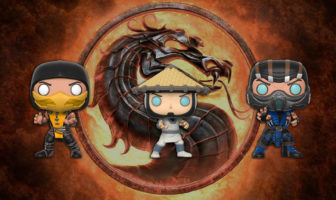 Mortal Kombat Funko Pop