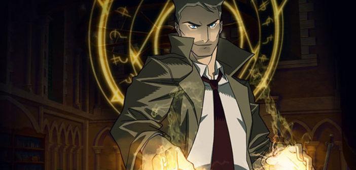 Constantine regresa con serie animada