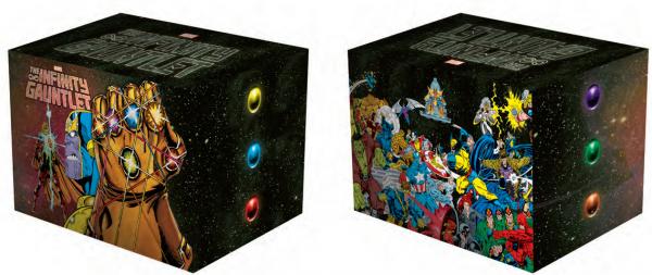 Infinity Guanlet Box Set