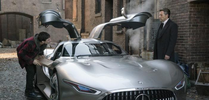 Nuevo video detrás de las escenas de Justice League centrado en los vehículos