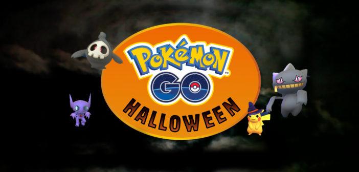 ¡Arranca el evento de Pokemon Go: Halloween!