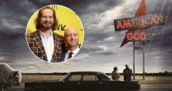 Bryan Fuller y Michael Green dejan American Gods