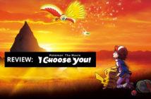 Review: Pokemon I Choose You!