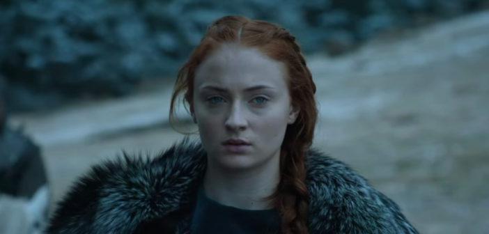 Sophie Turner: La última temporada de Game of Thrones llegará hasta el 2019