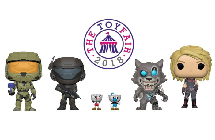 London Toy Fair Funko