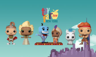 Disney Funko Toy Fair