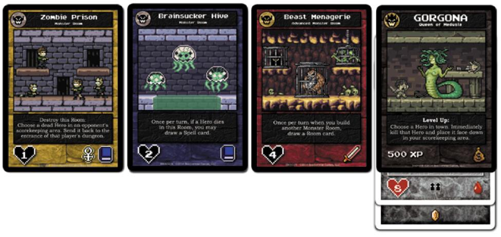 boss monster game cards
