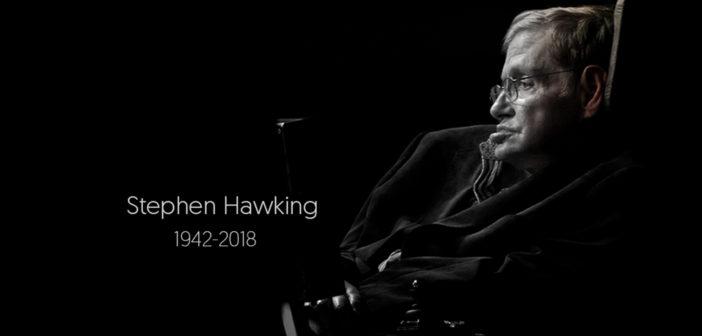 El físico Stephen Hawking ha fallecido
