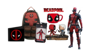 Deadpool Merch