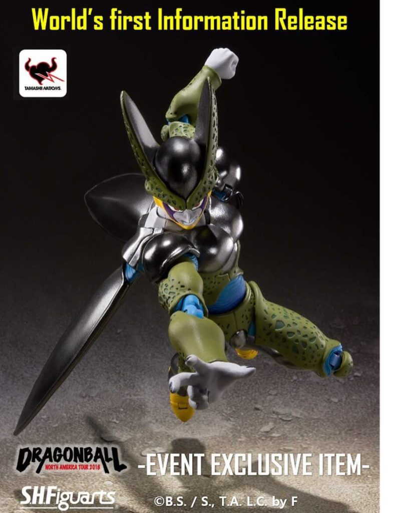 Cell SDCC Event Exclusive
