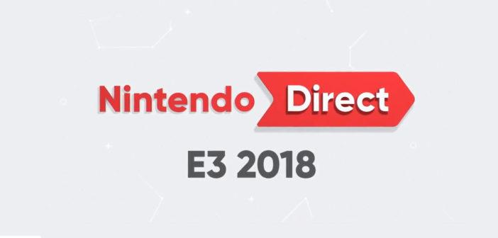 E3 2018: Todo lo anunciado durante el Nintendo Direct