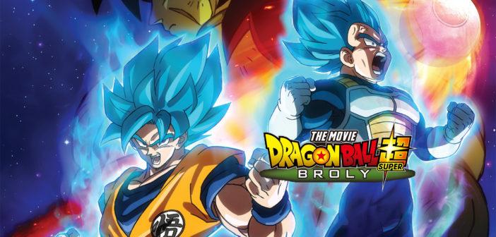 Funimation adquiere derechos de distribución de Dragon Ball Super la Película