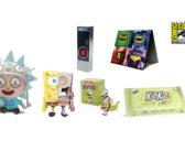 Comic-Con Exclusivos 2018: Nickelodeon, DC Comics y más…