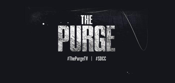 """Da inicio de manera oficial el comienzo de  """"THE PURGE"""" en Comic-Con San Diego"""