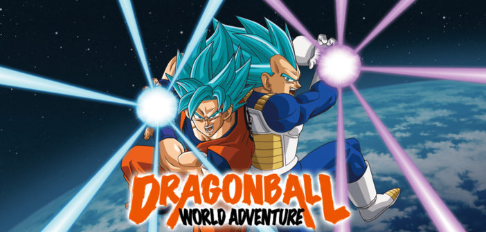 Dragon Ball World Adventure intentará record Guinness en Comic-Con 2019