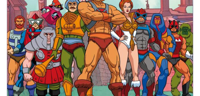 Netflix prepara nueva serie animada de He-Man a cargo de Kevin Smith